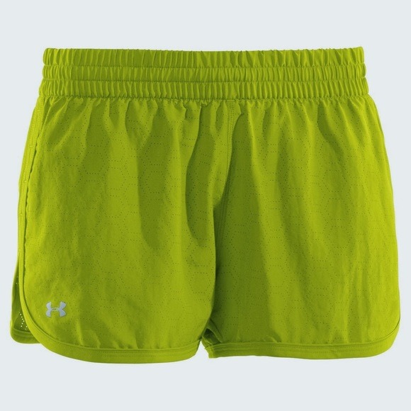 Under Armour Pants - Under Armour Great Escape Perforated Shorts